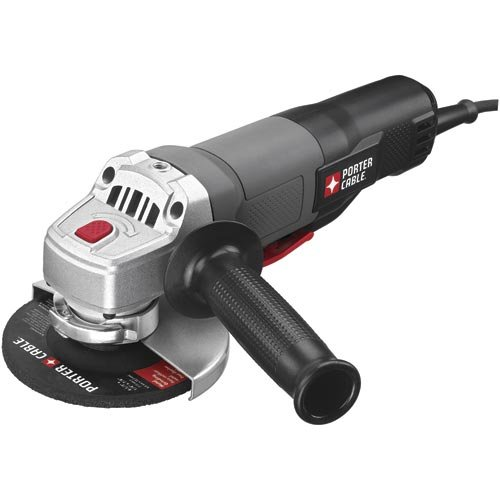 PORTER-CABLE PC60TPAG 7-Amp 4-1/2-Inch Angle Grinder/Cut Off Tool Review