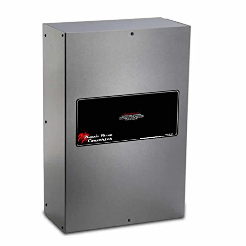 15 HP Rotary Phase Converter Panel - Requires Generator - 440 Volts (Phase Hp 15 Converter Rotary)