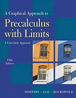 A Graphical Approach to Precalculus with Limits (6th Edition