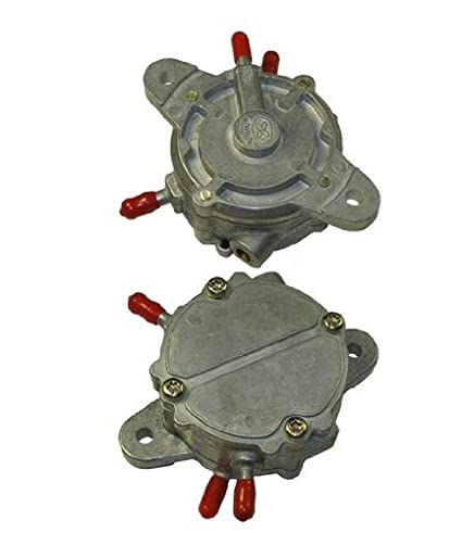 amazon com: tank gy6 150cc 250cc chinese scooter parts vacuum pump 3 outlet  fuel pump gy6: automotive