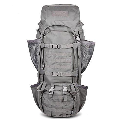 125L Mochilas extérieur Grande Capacité d'escalade Sac de voyage bandoleras pour hommes et femmes de sac à dos militaire tactical