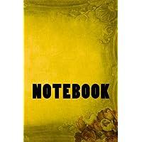 Cuaderno vintage: cuaderno de 150 páginas forradas