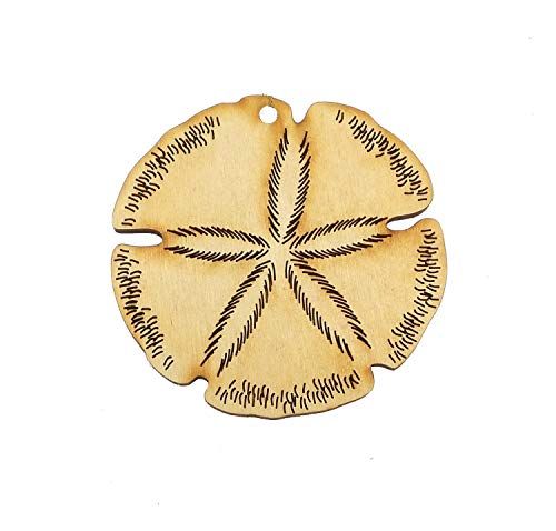 Personalized Sand Dollars - Personalized Sand Dollar Christmas Ornament - Sand Dollar Party Favors - Sand Dollar Gifts