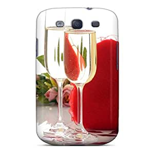 New Galaxy S3 Case Cover Casing(beautiful Valentines)