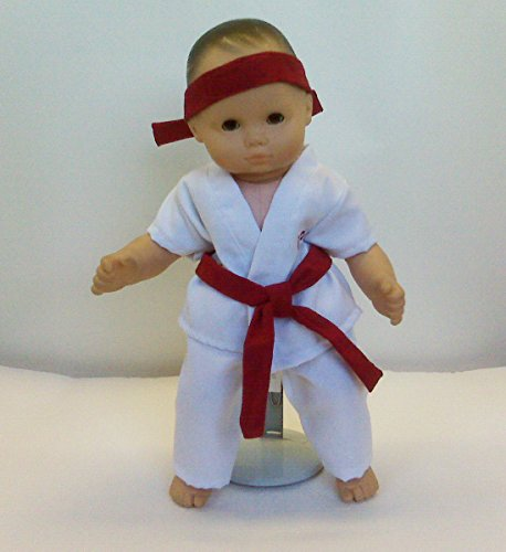 Martial Arts Outfit. Fits 15