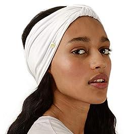 BLOM Original Headband for Sports or Fashion, Yoga or Travel. Happy Head Guarantee Designer Style & Quality