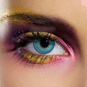 Colourvision Aqua 3 Tone Contact Lenses