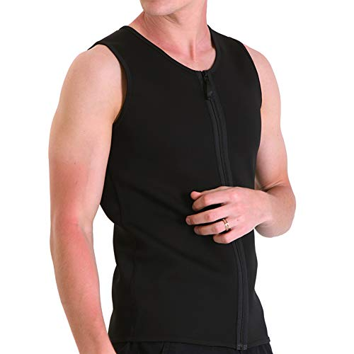 6d25b6a0ca Cimkiz Hot Sweat Vest Neoprene Sauna Vest For Weight Loss Tummy Fat Burner  Slimming Shapewear Hot Thermo ...