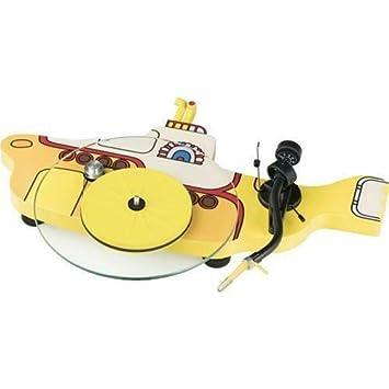 Pro-Ject The Beatles - Tocadiscos para submarino: Amazon.es ...