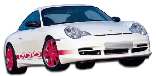 (Duraflex ED-CPL-456 GT-3 RS Look Body Kit - 4 Piece Body Kit - Compatible For Porsche 996 2002-2004)