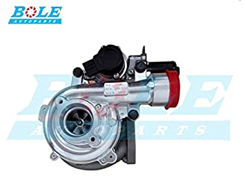 CT16 17201 - 0L040 Vigo 172010l040 1 KD Turbocompresor Turbo para Toyota Land Cruiser Hilux D4D 1 kd-ftv Motor Partes: Amazon.es: Coche y moto