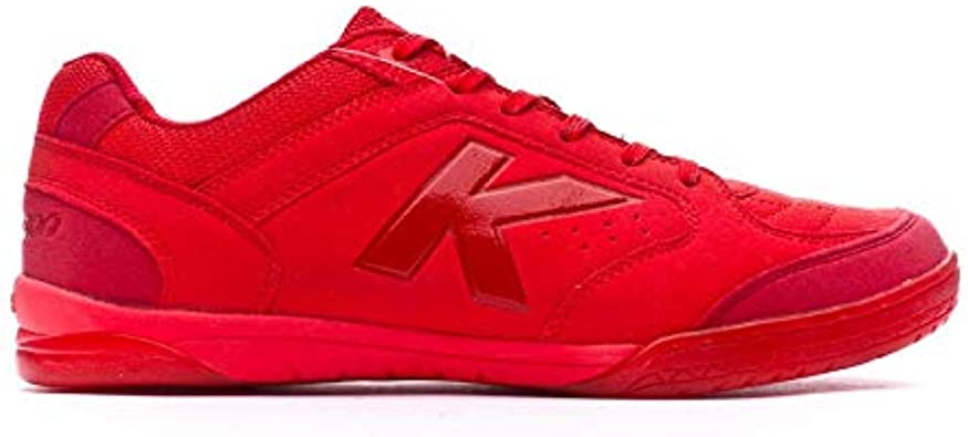 Kelme Precision Full Color, Zapatilla de fútbol Sala, Rojo, Talla 12 ...