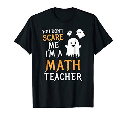 Math Teachers Halloween Shirt Algebra Geometry Calculus Gift]()