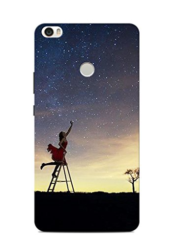 Print Station Printed Back Cover for Xiaomi Mi MAX