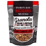 Byron Bay Organic Coconut Cranberry and Apple Granola, 400 g