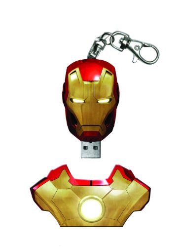 Iron Man 3  4GB USB Flash Drive