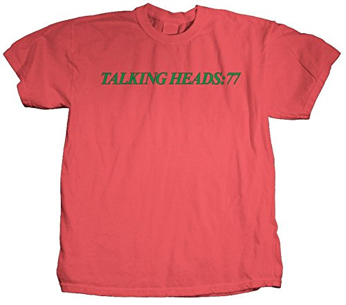 Talking Heads - '77 T-Shirt Size L
