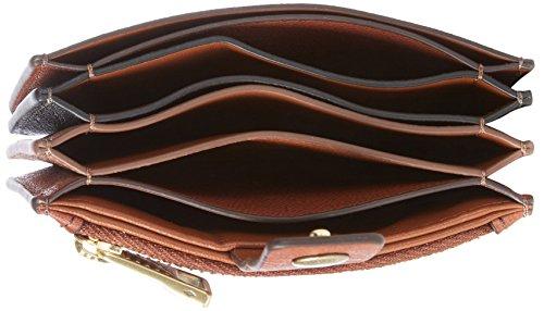 Wallet Tab Brown Mini Wallets Fossil qtwHgH