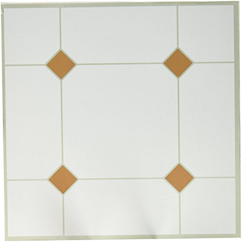 - MAX KD0307 5Th Avenue Taupe & White, 12 x 12