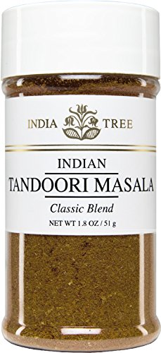 India Tree Tandoori Masala, 1.8 oz (Pack of 3) by India Tree