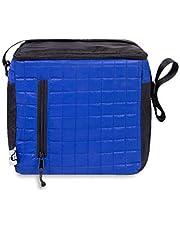 شنطة تبريد صغيرة لحفظ الطعام من بنجوين - 23 × 23 ×25 - ازرق