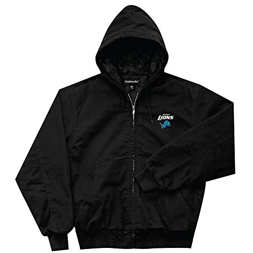Quilt Lined Hooded Jacket - 3