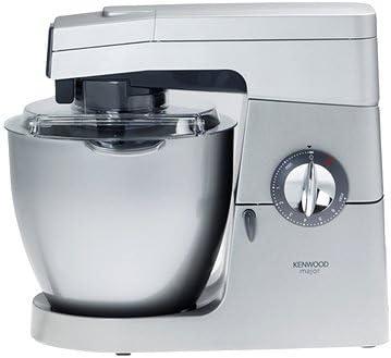 Kenwood KM816 - Robot de cocina (Platino, Plata, 35 cm, 40 cm, 25 ...