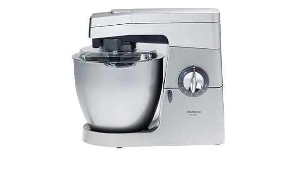 Kenwood KM816 - Robot de cocina (Platino, Plata, 35 cm, 40 cm, 25 cm, Acero inoxidable): Amazon.es: Hogar