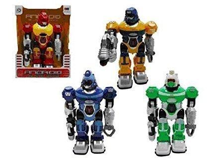 yellow robot toy - 4