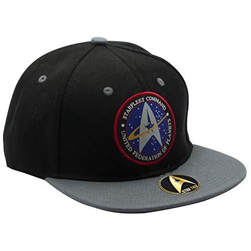 Star de Gorra Estelar la Abystyle Comando Trek Negro Flota y gris snapback wT8pE8qf
