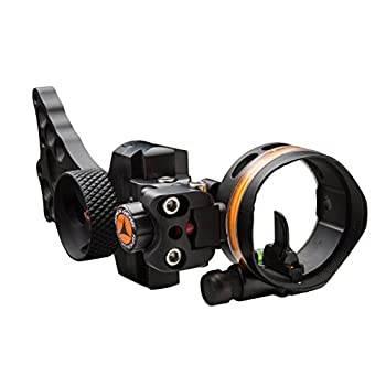 Image of APEX GEAR Covert 1-Pin Sight .019' / .010' Black Sights