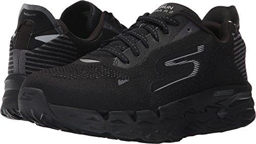Skechers Men's Go Run Ultra Road 2 Maximum Cushion Shoe (10, Black)