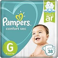 Até 30% off em Fraldas Pampers Confort Sec M, G e XG