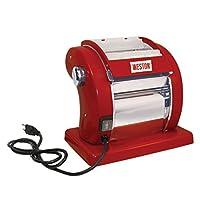 Máquina para pasta eléctrica roja Weston 01-0601-W