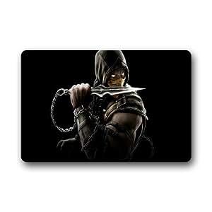 "lastest Mortal Kombat X Felpudo 23.6x15.7"""