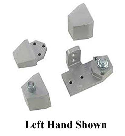Arch/Vistawall Style TOP U0026 BOTTOM Pivot Hinge Set For Commercial Adams Rite  Type Storefront