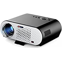 Home Projector Led Miniature Portable Office WiFi Wireless Projector HD 1080p