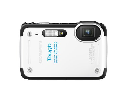 Olympus 12Mp 5X Optical Zoom Waterproof Digital Camera - 2