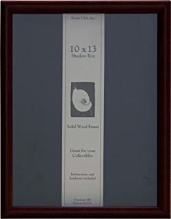 product image for Frame USA Shadow Box Elite Series 10x13 Frames (Cherry)