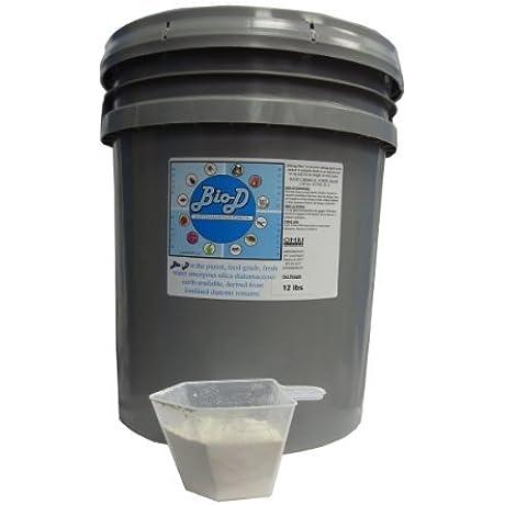 Bio D Food Grade Diatomaceous Earth 12 Pound Pail