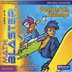 Math Blaster Cross Terrain - Center Cross County