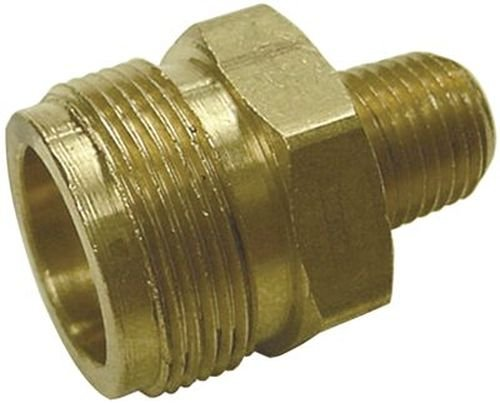 MARSHALL EXCELSIOR COMPANY GIDDS-533222 Mec Gas Appliance Adapter Fitting 1 20 Male x 1//4 Mpt