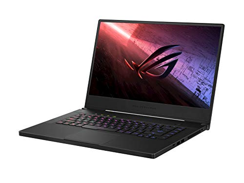 "ASUS ROG Zephyrus S15 (2020) Gaming Laptop, 15.6"" 300Hz IPS Type FHD, NVIDIA GeForce RTX 2080S, Intel Core i7-10875H, 32GB DDR4, 1TB RAID 0 SSD, Per-Key RGB, Thunderbolt 3, Windows 10, GX502LXS-XS79"