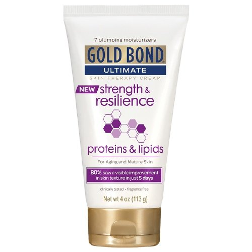 Price comparison product image Gold Bond Ultimate Skin Therapy Cream, Strength & Resilience 4 oz Pack of 3