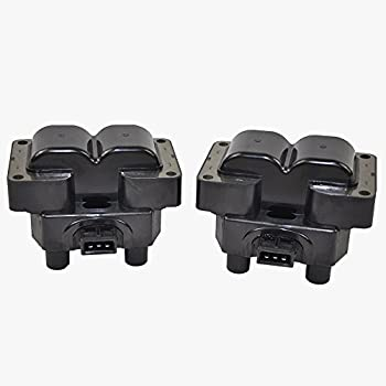 Ignition Coil Kit for Land Rover Discovery Range Rover Premium ERR6045 (2pcs)