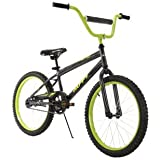 "Huffy Rock It 20"" Boys' Bike, Grey"