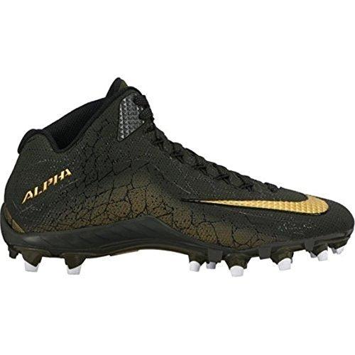 Nike Mens Alpha Pro 2 3/4 TD Football Cleats