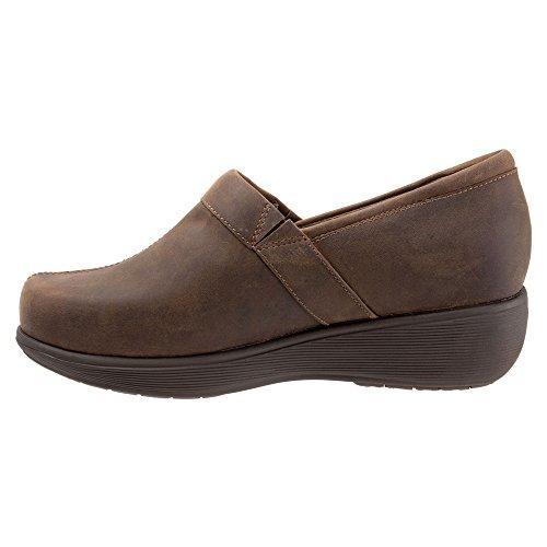 Softwalk - Zapatos de cordones de Otra Piel para hombre, color negro, talla 39 EU