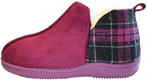 Women's Betty Slippers Bordeaux eZstep Bordeaux Women's eZstep eZstep Slippers Betty nTYS4H