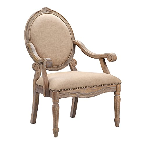 Madison Park FPF18-0154 Brentwood Accent Chair